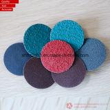 50mm, Ts, Ceramic, Zirconia & Aluminum Oxide Roloc Discs