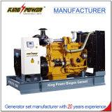 gerador importado do biogás de 150kw Doosan (motor) com radiador doméstico