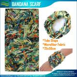 Seamless Tube Polyester Bandana Scarf (J-NF20F20018)