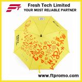 23 pollici di ombrello diritto aperto dell'automobile per l'abitudine