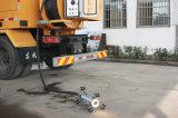 Cámara que echa en chorro del examen de la tubería de Seweage del drenaje/cámara de vídeo Nc-200