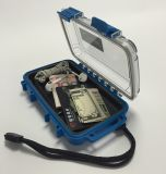 Het gemakkelijke Reizende OpenluchtGeval van Cellphone van de Doos van de Opslag Valubles