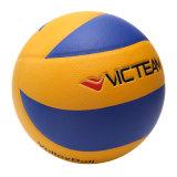 Tamanho laminado 5 do voleibol do tamanho padrão de peso do voleibol voleibol oficial