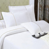 最高のホテルの白い刺繍の寝具の贅沢(WS-2016319)