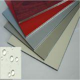 Material composto de alumínio Acm do revestimento Nano do PE PVDF