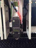 1000W de Scherpe Machine van de Laser van het Metaal van het blad, de Dubbele Werkende Lijst van de Uitwisseling, Volledig Ingesloten Model