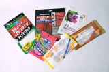 Film de conditionnement des aliments de papier d'aluminium/roulis de film de bourrage stratifié estampé par plastique pour le casse-croûte