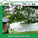Qualität kleines Maquee Partei-Hochzeits-Zelt mit weißem Belüftung-Deckel