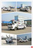 Тележка вредителя отбуксировки тележки кудели поставкы 5tons фабрики Китая
