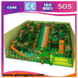 Hohe Qualität von Spielplatzgeräte, Indoor-Spielplatz (QL - 3054C )