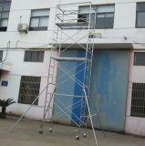 Безопасная башня ремонтины CE аттестованная SGS свертывая для украшения