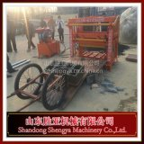 Fabrik, die feste konkrete hohle Block-Maschine der hydraulischen Presse-Qt4-40 verkauft