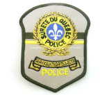 Custom Embroidery Patch Insignias de hombro para Military & Police