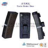 Locomotive를 위한 주물 Iron Brake Shoe