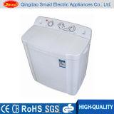 Machine à laver jumelle semi automatique de rondelle de tissu de baquet de la capacité 9kg