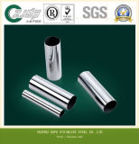 製造業者ASTM 304L Welded Stainless Steel Pipe