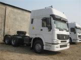 아프리카에 있는 Air Conditioner Hot Selling를 가진 6X4 371HP Sinotruk HOWO Trailer Truck