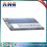 カスタムホログラムは政府のためのPVCによって印刷されたスマートカードを薄板にした