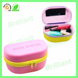 Girls (CC-01)를 위한 Mirror를 가진 다채로운 Beautiful EVA Cosmetic Case