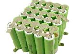 Ion de litio batería 11.1V 14.4ah con controlador de carga