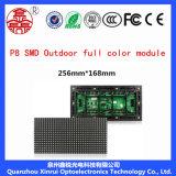 Pantalla a todo color al aire libre del módulo de la visualización de LED de P8 SMD
