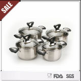 Sale caliente 13PCS Stainless Steel Cookware Set