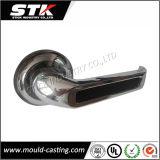 Poignée de porte en fonte de zinc haute précision (STK-ZDD0015)