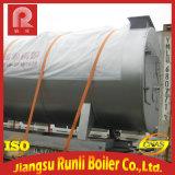 caldeira de vapor Gas-Fired da água 5t quente para industrial