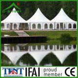 Tent 10X10m van de Luifel van het Zonnescherm van de Luifel van de Pagode van de Pergola van het aluminium Grote