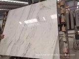 Marbre blanc de Volakas pour des tuiles de plancher et de mur