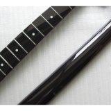 Garganta terminada lustro da guitarra do começo do Headstock da frição do preto 21 grande