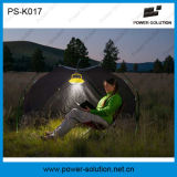 ABS Outdoor DEL Solar Lighting System avec 2 1W Lamps