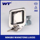 Wangtong W-01の高品質のステンレス鋼のトラックの後部ドアロック