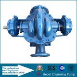 Horizontale einzelnes Stadiums-zentrifugale Wasser-doppelte Absaugung-aufgeteilte Gehäuse-Pumpe