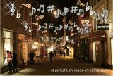 屋外LEDのクリスマスストリングカーテンライト市場