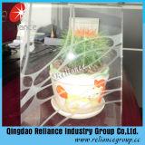 Verwerkt Glas 5mm Diep Zuur Geëtste/van het Glas van het Patroon Zuur Geëtst Glas