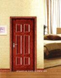A porta de aço de madeira do período vermelho popular (SX-3-5004)