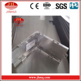Het enige Hyperbolische Blad van de Plaat van de Boog van het Comité van de Modellering van het Aluminium van de Bekleding (Jh150)
