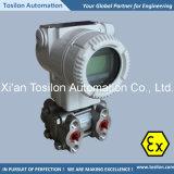 遠隔ダイヤフラムのシール(ATEX)が付いている情報処理機能をもった空気(差動)圧力送信機