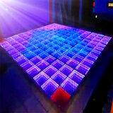 Arrendamento do Diodo Emissor de Luz Dance Floor de 3D Houston para a Conferência Enorme do Partido E da Produção