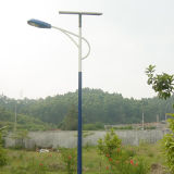 Hohe Leistung 60W LED Solar Street Light Long Bright Lighting Zeit