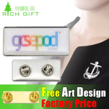 Staff의 주문 Metal 또는 Plastic LED Enamel Name Badge