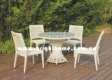 Hot Sales! Brighthome Restaurant Dining Chair en Table Set