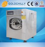 50kg roestvrij staal Automatic Washing Machine voor Hotel Bedsheet