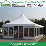 Tente de pagode d'aluminium simple pour la fête de mariage et les événements