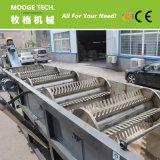 洗浄のプラントをリサイクルする500kg/hr堅いPE PP