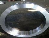 지상 처리 주문을 받아서 만들어진 정밀도 강철 반지 회전 위조 OEM 제품