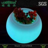 Decoración del jardín del plantador del LED