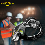 Modes rechargeables de Navitorch 3 phare de chantier de construction de 860 lumens (NK-308)