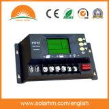 (HM-30A) Bildschirmanzeige-Solarladung-Controller des China-beste Preis-12V/24V30A LCD